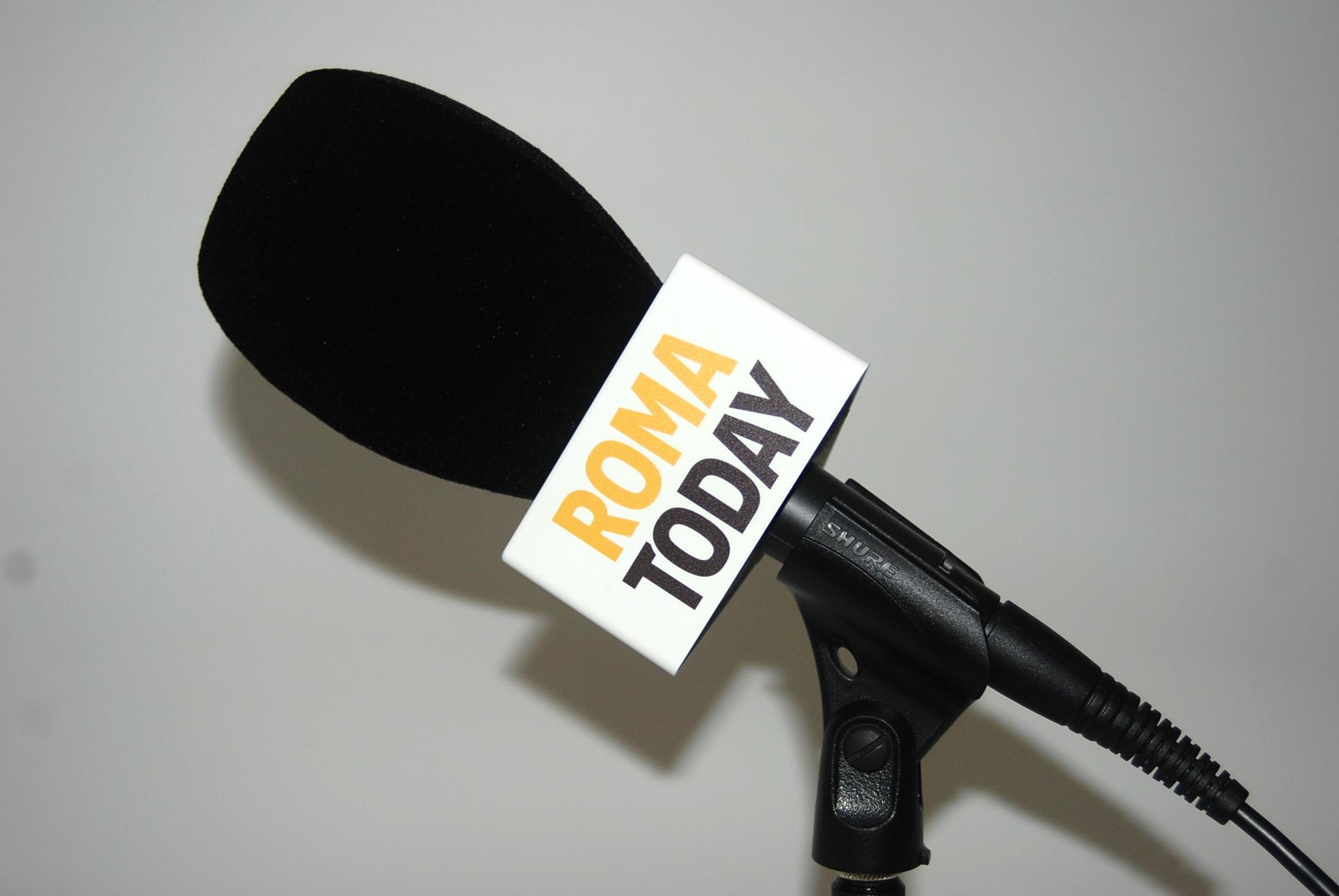 Microfoni ROMA TODAY