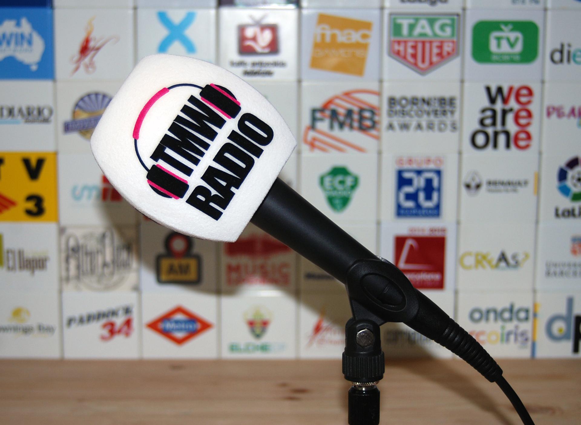 Microfoni TMW Radio