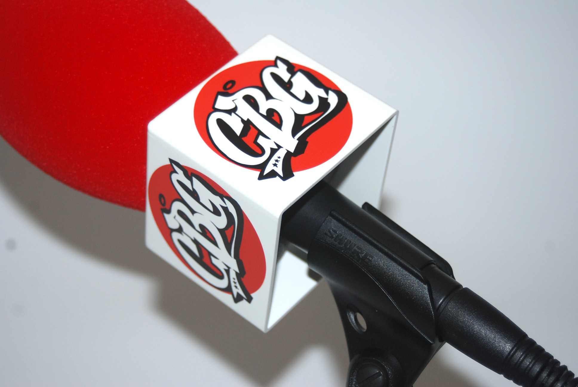 Cubilete Micrófono Personalizado