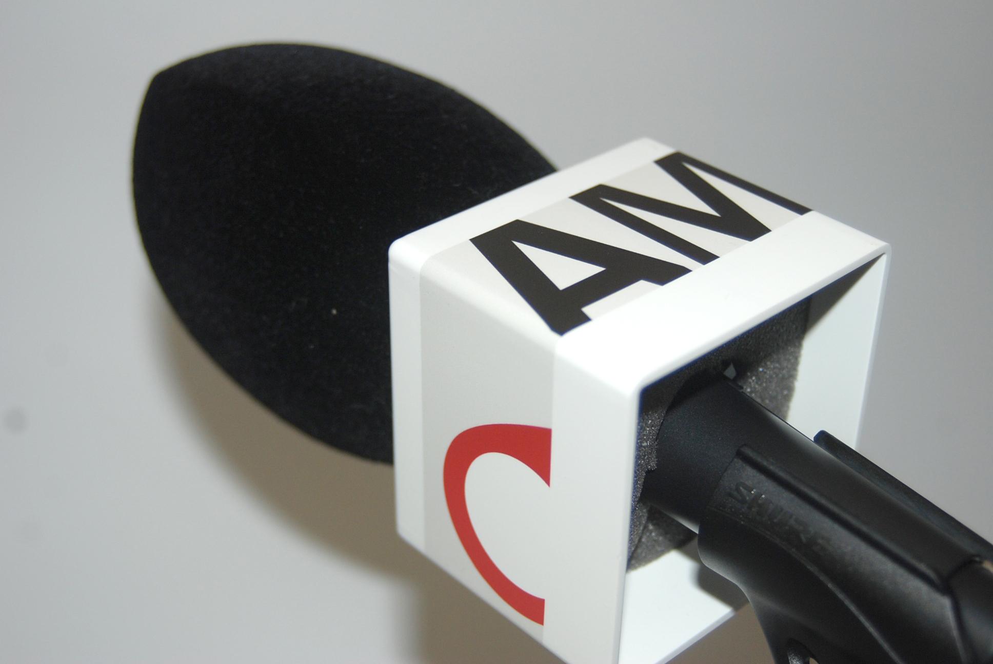 Micrófono Telemadrid
